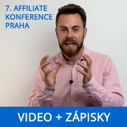 Video report ze 7. Affiliate konference - Jiří Svbooda